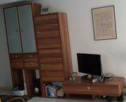 Wohnzimmerschrank Möbelhausqualität