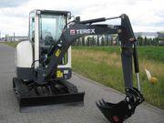 Minibagger Terex TC25