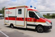 Rettungswagen Wohnmobil Bastler