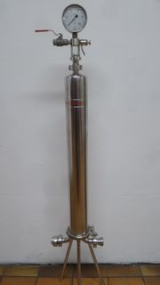 Edelstahl Filterkerzen Gehäuse Kerzenfilter BEGEROW