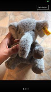 Steiff 5810 22 Elefant 1980