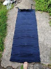 Camping Matratze leicht selbst Luft