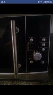Mikrowelle mit Backofen- und Grillfunktion
