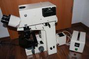 Zeiss Axiophot Mikroskop Microscope Fluoreszenz
