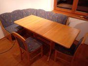 Sitzgruppe Sitzecke Essecke