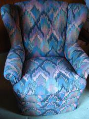 4 tolle Sessel mit Rollen