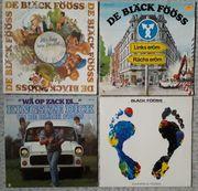12 LPs von den BLÄCK