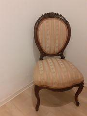 LOUIS PHILIPPE Original Antiker Stuhl