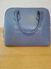 Blaue Damenhandtasche David Jones Paris