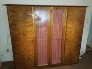 Möbel aus Wohnungsauflösung