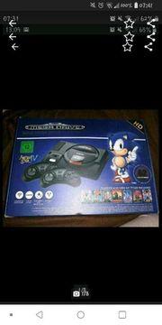 Sega Mega Drive mit 82