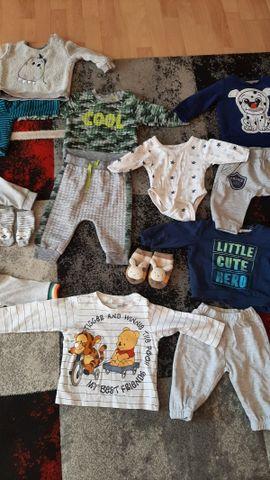 Babykleidung/ -schuhe - Große Paket Baby Kleidung 68