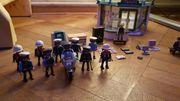 playmobil City Bank mit Geldautomat