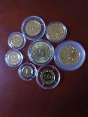 Kursmünzensatz DM