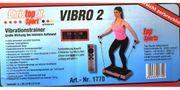 Vibrationstrainer fast unbenutzt
