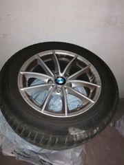 BMW X 3 Winterreifen auf