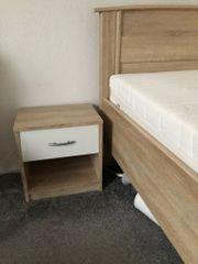 Bett Gästebett Matratze Lattenrost