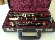 B-Klarinette mit Koffer