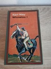 Taschenbuch Winntou I von 1962