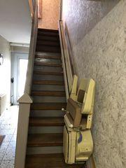 Treppentlift Stannah 4 Meter