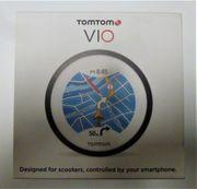 TomTom VIO Motorroller Navigationssystem UVP