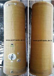 P93 gebrauchter 11 000L Polyestertank