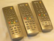 Humax DVB Receiver Fernbedienung RT-505