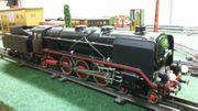 große Märklin Lok HR 66