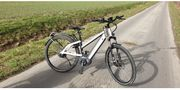 New Charger Mixte E-Bike Riese