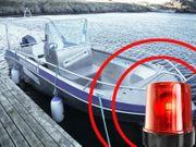Boots- und Motordiebstahlschutz Hub 12V
