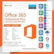 Microsoft Office 365 5 Nutzer
