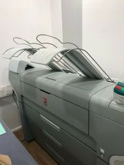 Großformatdrucker Oce Color Wave 600