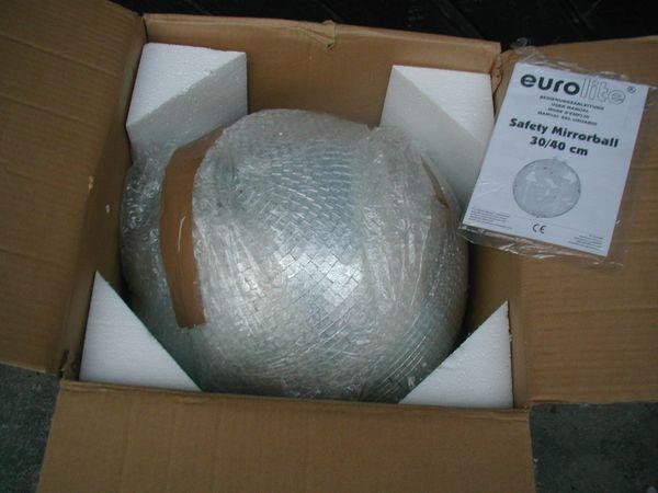 Große Spiegelkugel 40 cm - eurolite -