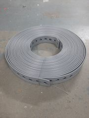 Lochband kunststoffummantelt 1 Rolle 10m