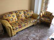 Sofa 2-3sitzig Sessel