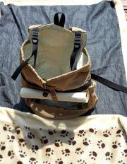 Transport-Rucksack für Hunde