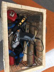 Werkzeug Kreuz und Quer vom