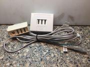 Zubehör für DSL internet Anschluss