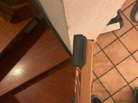 Baby- und Kinderartikel - Geuther Treppenschutzgitter Schwenk- Türschutzgitter Holz