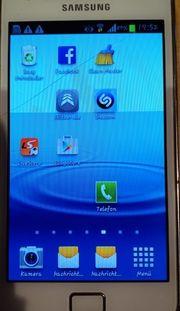 Samsung Galaxie s2plus GT-19105P unlockedEUR