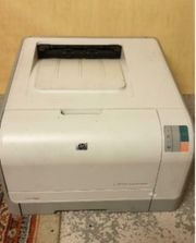 HP Color Laserjet CP1215 Laserdrucker