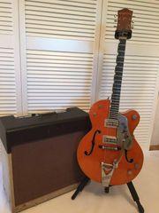 Gretsch 6120 vintage guitar Brian