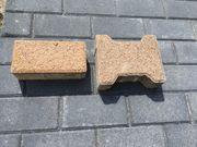 Pflastersteine 20x10x6 und Knochensteine zu