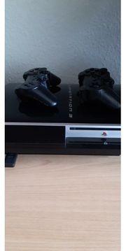 PS 3 mit 12 Spielen