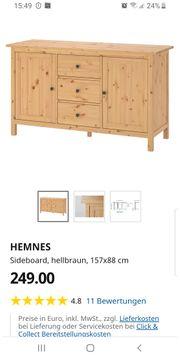 Sideboard IKEA Hemnes Neu und