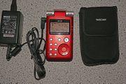 Tascam GT-R1 Mobiles Stereo-Aufnahme und