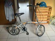 Klapprad Faltrad City Bike 6