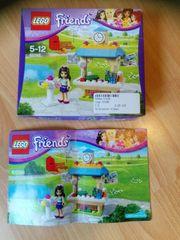 Lego friends Emmas Kiosk