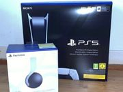 Playstation 5 Digital Edition Headset