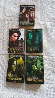 5 Romane von Wolfgang Hohlbein